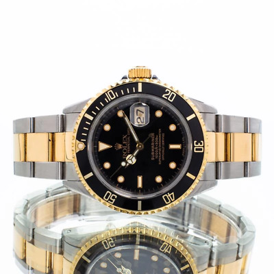 $ CDN15579.96 • Buy Rolex Submariner Date 16613 Box Papers 1994