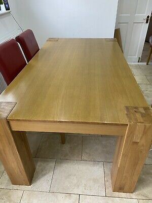 £95 • Buy Wooden Dinning Table And 6 Chairs