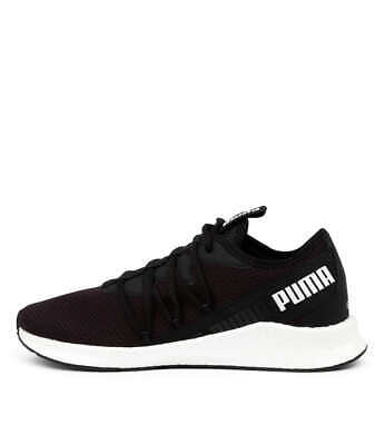 AU72 • Buy New Puma Nrgy Star M Black White Mens Shoes Active Sneakers Active