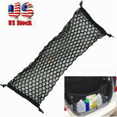 $17.30 • Buy 2021 New Car Envelope Style Trunk Cargo Net Universal Auto Parts Accessories