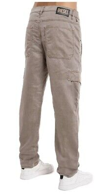 £59.99 • Buy Diesel Mens Jogg Jeans Cargo Trousers Size 32