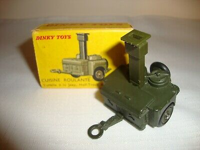 £49 • Buy FRENCH DINKY 823 MARION MOBILE CANTEEN - NR MINT In Original BOX
