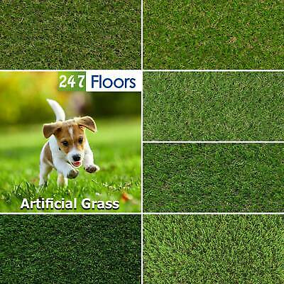 £53.94 • Buy CLEARANCE Artificial Grass 2m, 4m & 5m 20% OFF!  Fake Grass Astro Turf 4/5 Metre