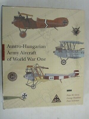 £125.86 • Buy Austro-Hungarian Army Aircraft Of World War One