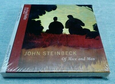 £5.99 • Buy Of Mice And Men By John Steinbeck Unabridged 3 CD Audio *NEW*