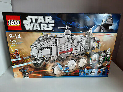 £230 • Buy 8098 LEGO Star Wars The Clone Wars Clone Turbo Tank. SEALED. Excellent Condition