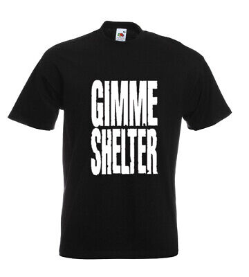 £12.95 • Buy Rolling Stones Gimme Shelter T Shirt Keith Richards Mick Jagger