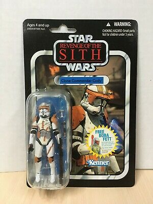$ CDN250 • Buy Star Wars Vintage Collection VC19 Clone Commander Cody MOC Sealed 2010 NM