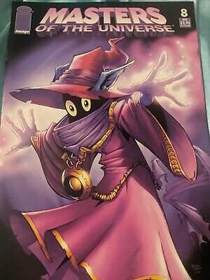 $39.99 • Buy Masters Of The Universe #8 Orko Cover Final Issue HTF 2004 Image Comics He-Man
