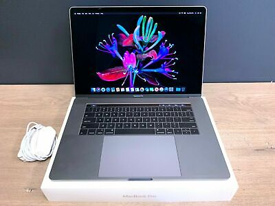 $1299 • Buy 2016-2017 Apple MacBook Pro Touch Bar 15  Space Gray   2.9GHz I7 16GB 1TB SSD