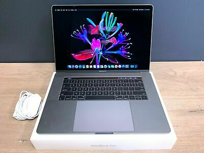 $1099 • Buy Apple MacBook Pro 15 Touch Bar OS2020 - 512GB SSD - 3.8GHz Quad Core I7 Turbo
