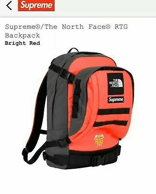 $ CDN260.17 • Buy Supreme X North Face SS20 Backpack RTG Bag - 2020 - Sold Out - Red - DEADSTOCK!