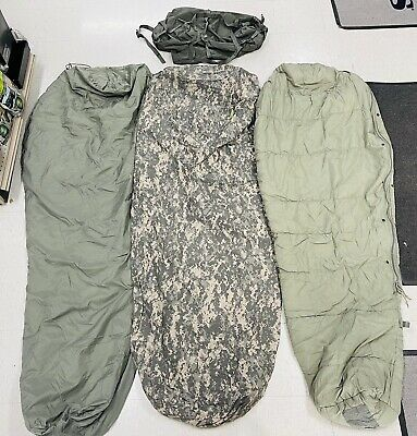 $199 • Buy ACU Sleep System Genuine Military Issue Used Condition