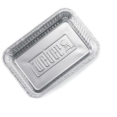 $ CDN17.61 • Buy  Weber Large Drip Pan Aluminum Grill Cooking Accessory Outdoor Grilling 10 Pack