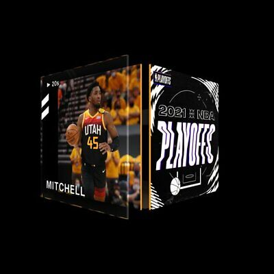 $99.99 • Buy Donovan Mitchell NBA Topshot Moment - NFT Blockchain #3115/12000-Offers Welcome