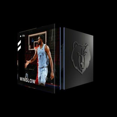 $39.99 • Buy Justise Winslow NBA Topshot Moment - NFT Blockchain #10874/12000-Offers Welcome