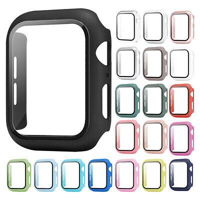 $ CDN3.35 • Buy For IWatch 38mm Screen Protector Case Snap On Cover Apple Watch Series 1/2/3 14