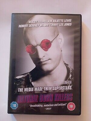 £2.80 • Buy Natural Born Killers [DVD][1994] Woody Harrelson.In Great Condition Free Postage