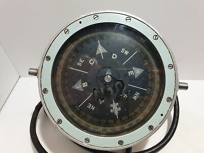 £75 • Buy Ships Compass 7  Repeater Ex Royal Navy Highly Collectable (No2, Oo)