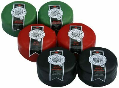 £25.99 • Buy Snowdonia Cheese Truckle Mix (2 X Black Bomber, Red Devil, Green Thunder)
