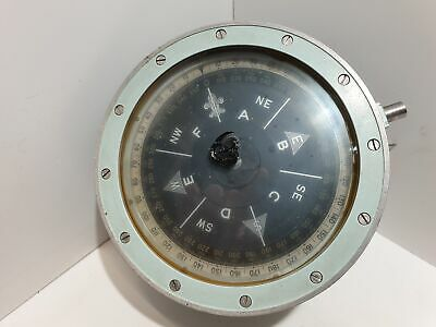 £75 • Buy Ships Compass 7  Repeater Ex Royal Navy Highly Collectable (No8, Oo)