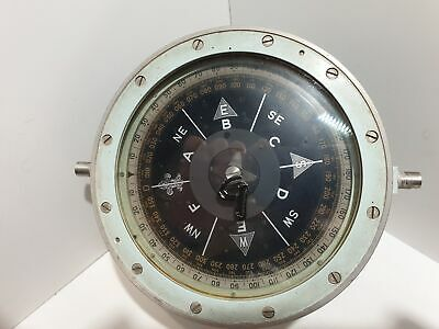 £75 • Buy Ships Compass 7  Repeater Ex Royal Navy Highly Collectable (No9, Oo)