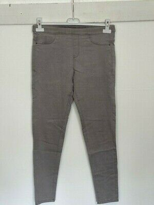 £3.99 • Buy New Look  Pull On Skinny Jeggings Stonewashed Light Grey Size 12 W32 L28