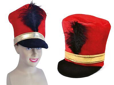 £6.98 • Buy Adult Soviet Army Russian Soldier Party Military Red Hat Fancy Dress Royal Guard