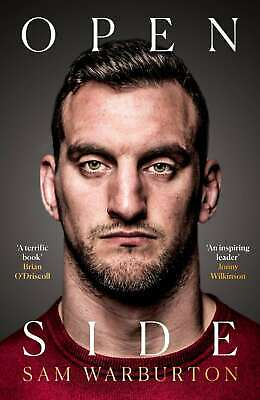 £5.65 • Buy Open Side: The Official Autobiography, Warburton, Sam, New, Paperback Book