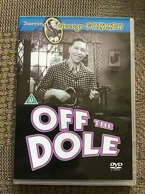 £15.99 • Buy Off The Dole (DVD, 2008) 1935 Classic - George Formby Musical Comedy - RARE