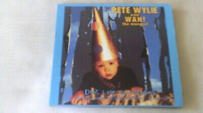 £1.99 • Buy Pete Wylie & Wah! The Mongrel - Don't Lose Your Dreams - Digipak Cd Single