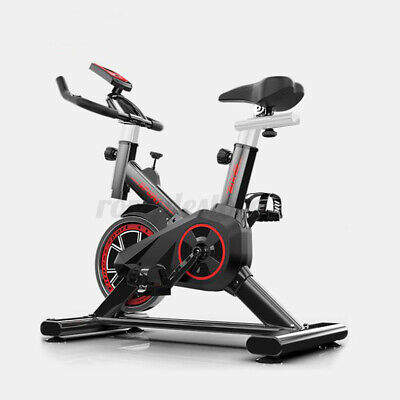 £118.99 • Buy Exercise Spin Bike Home Gym Bicycle Cycling Cardio Fitness Training Indoor UK