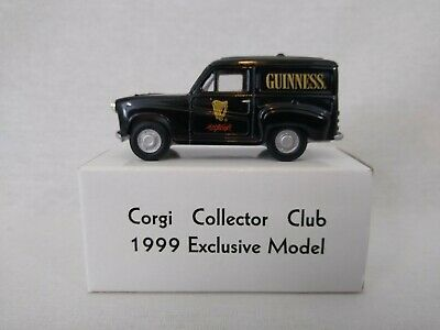 £19.99 • Buy Corgi 67303 Guinness Austin A35 Delivery Diecast Van Collector Club Exclusive