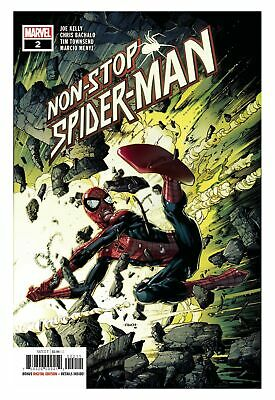 £3.19 • Buy Non-Stop Spider-Man #2 First Print