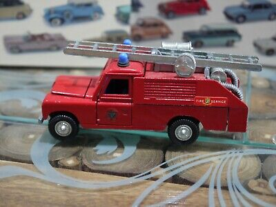 £15 • Buy Dinky Toys 282 Land Rover Fire Engine Near Mint Condition