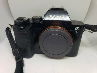 £503.51 • Buy Sony Alpha 7 IR Infrared Converted To 590nm Full Frame Camera A7 (Body Only)24mp