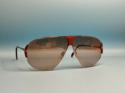 £86.31 • Buy Vintage Rodenstock Supersonic 1701 Rectangular Sunglasses Germany Made #178