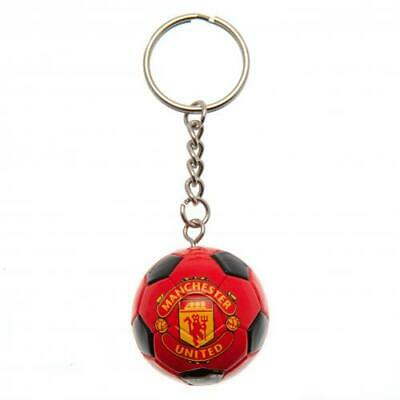 £6.38 • Buy Manchester United FC Football Keyring    (official Licensed Product)