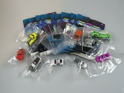 £24.99 • Buy Micro Machines Mystery Vehicle Bags Full Set Of 9 Cars Series 1