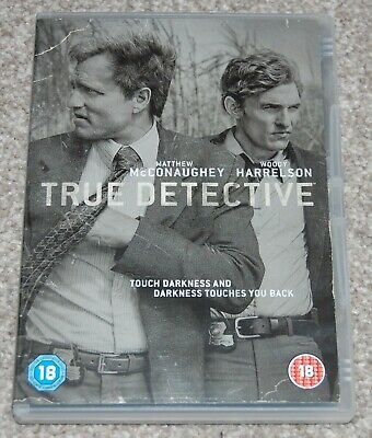 £2.99 • Buy TRUE DETECTIVE - MATTHEW McCONAUGHEY - WOODY HARRELSON - FREE &FAST DELIVERY