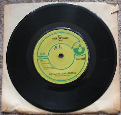£3.50 • Buy Roll Over Beethoven / Queen Of The Hours. Electric Light Orchestra
