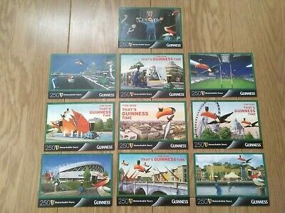 £17.99 • Buy Guinness Postcards X10 Collectable RARE