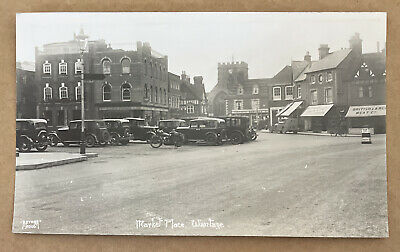 £25 • Buy Market Place Wantage Berkshire Real Photographic Postcard