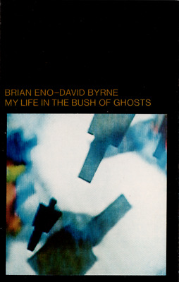 £9.95 • Buy Brian Eno - David Byrne – My Life In The Bush Of Ghosts - Cassette UK EGMC 48