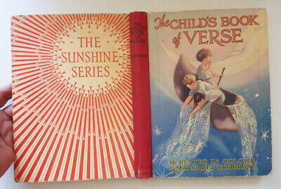 £5 • Buy Margaret Tarrant, The Childs Book Of Verse,  1951 First Edition