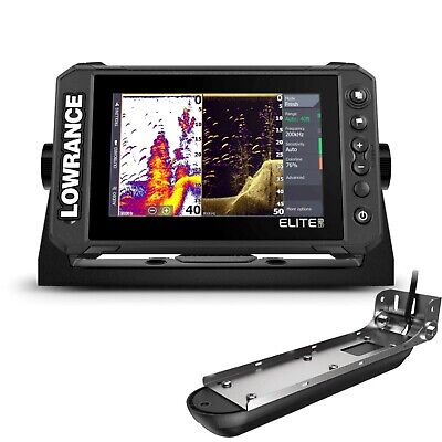 £1199.99 • Buy Lowrance Elite FS 7 Chartplotter / Fishfinder C/w Active Imaging 3-in-1 Xducer