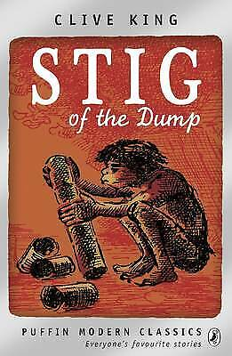 £2.94 • Buy Stig Of The Dump (Puffin Modern Classics), King, Clive , Very Good, FAST Deliver