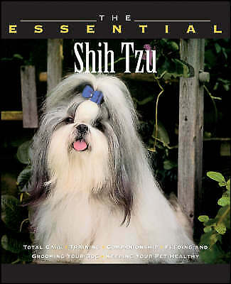 £3.88 • Buy The Essential Shih Tzu (Essential Guide S.), Howell Book House , Very Good, FAST