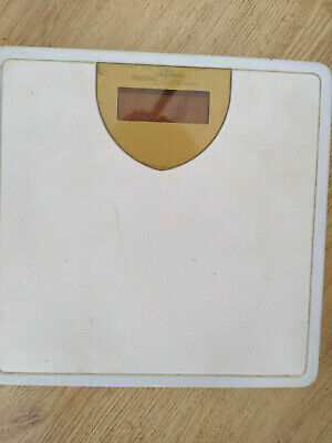 £0.50 • Buy Electric Bathroom Weighing Scales - Only Weighs In Kilos