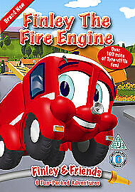 £3.45 • Buy Finley The Fire Engine [DVD], Very Good DVD, , FAST Delivery